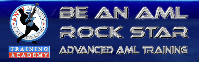 Live AML Webinars AMLtrainer.com