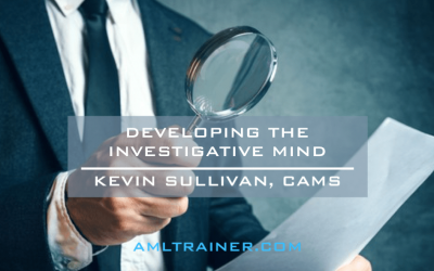 Developing the Investigative Mind