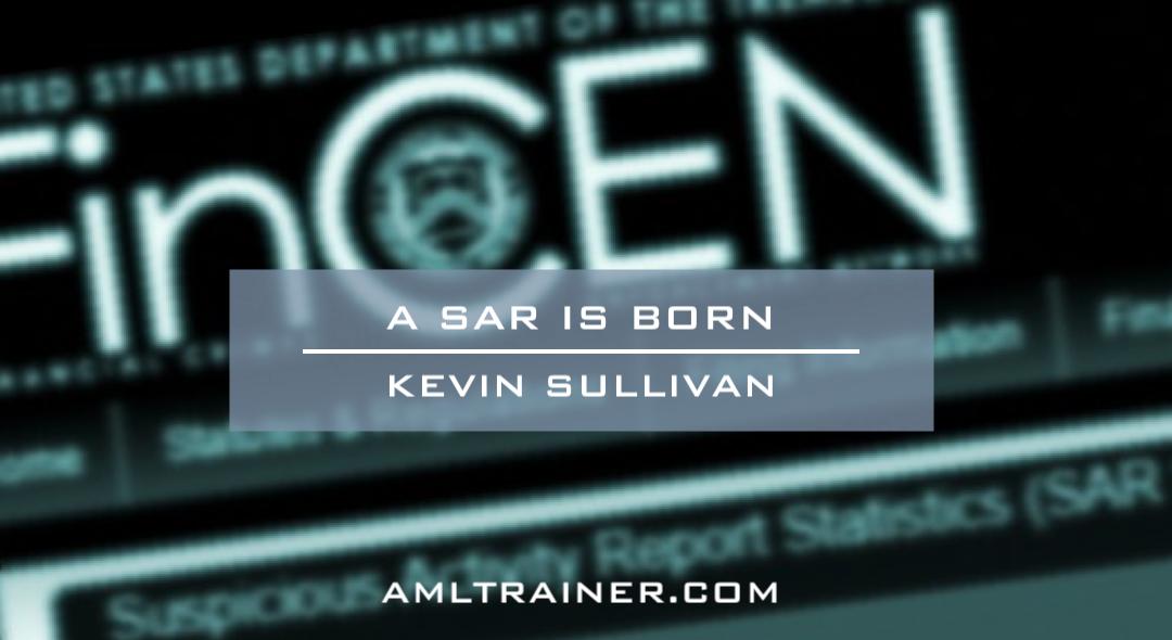 A SAR IS BORN