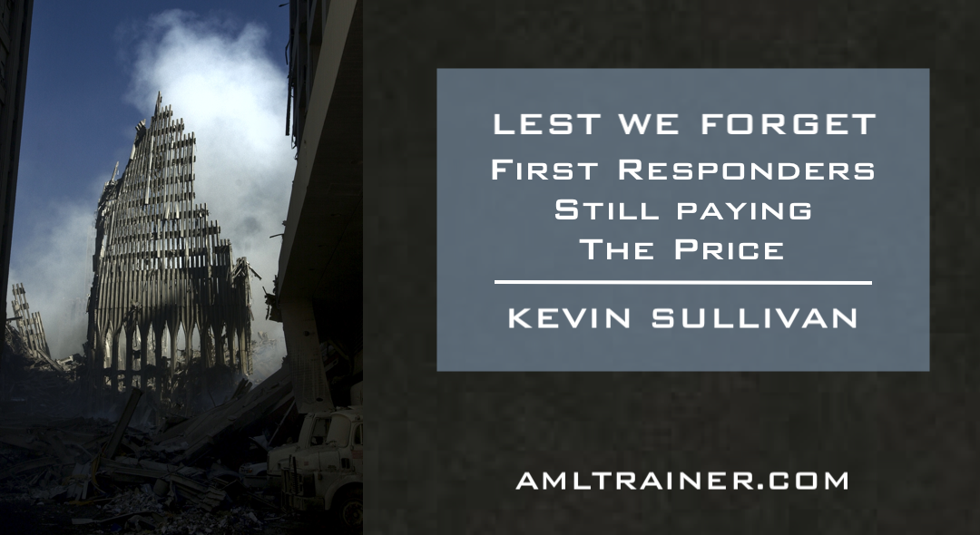 LEST WE FORGET: First Responders Still Paying The Price