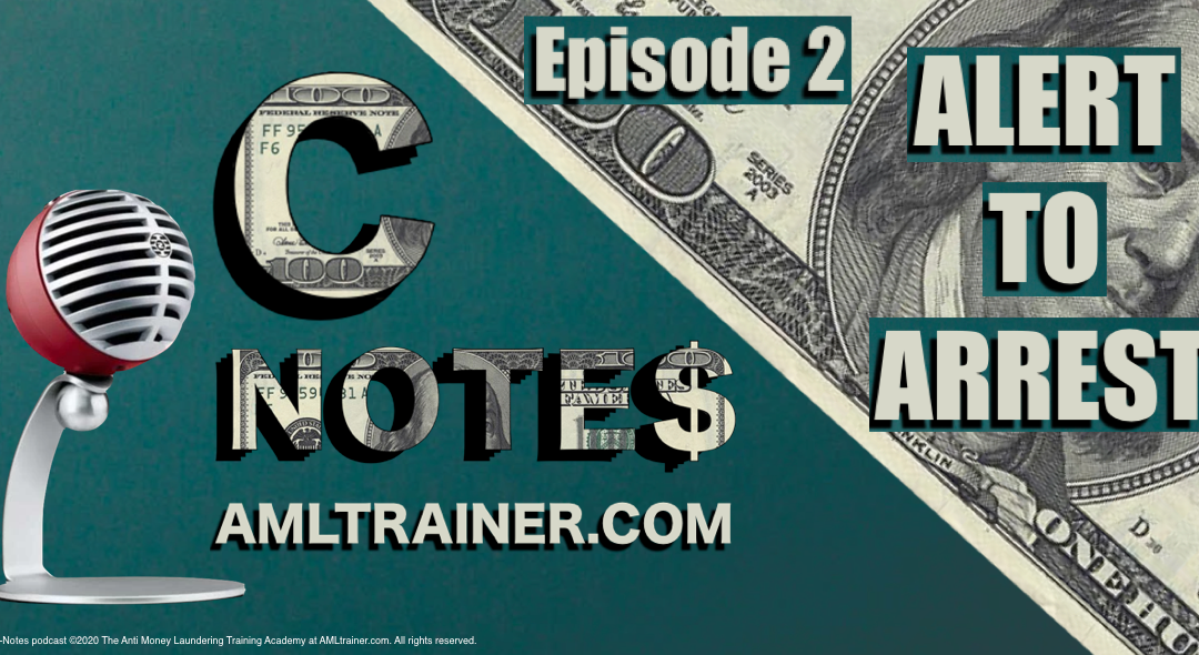 C Notes Episode 2 – From Alert To Arest